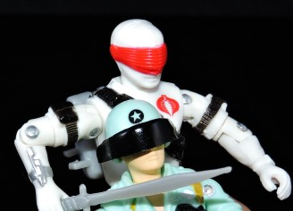 2019 Black Major Toys White Cobra Mortal - Surveillance Port (40)