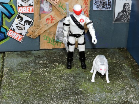 2019 Black Major Toys White Cobra Mortal - Surveillance Port (42)