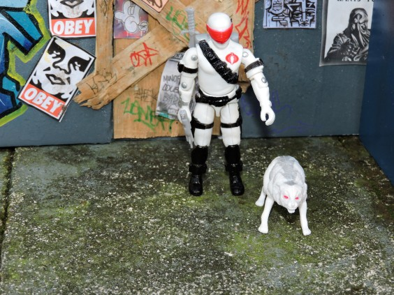 2019 Black Major Toys White Cobra Mortal - Surveillance Port (42)