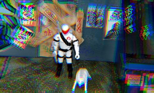 2019 Black Major Toys White Cobra Mortal - Surveillance Port (43)