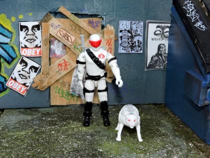 2019 Black Major Toys White Cobra Mortal - Surveillance Port (44)
