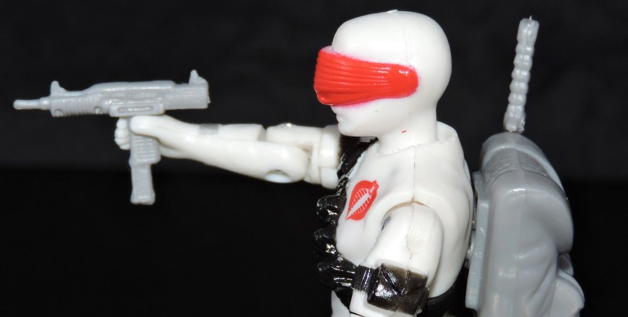 2019 Black Major Toys White Cobra Mortal - Surveillance Port (45)