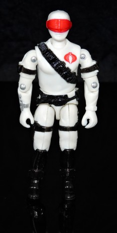 2019 Black Major Toys White Cobra Mortal - Surveillance Port (6)