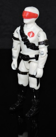 2019 Black Major Toys White Cobra Mortal - Surveillance Port (7)