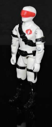 2019 Black Major Toys White Cobra Mortal - Surveillance Port (7)