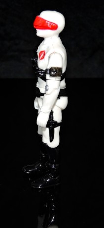 2019 Black Major Toys White Cobra Mortal - Surveillance Port (8)