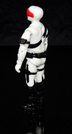 2019 Black Major Toys White Cobra Mortal - Surveillance Port (9)