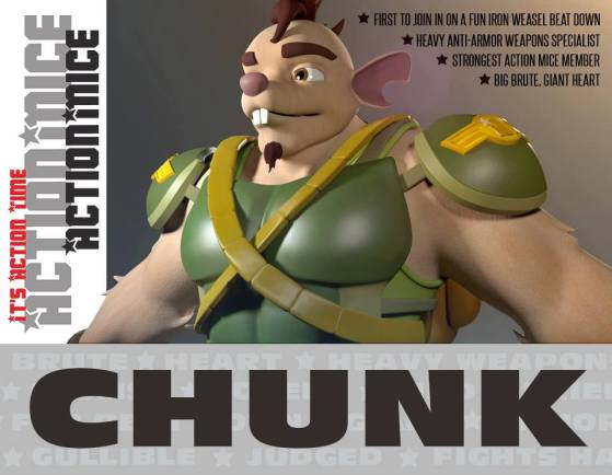 Action Mice Chunk CGI Render - Surveillance Port (1)