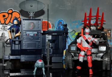 Black Major Toys 2019 Cobra Mortal - Surveillance Port (33)