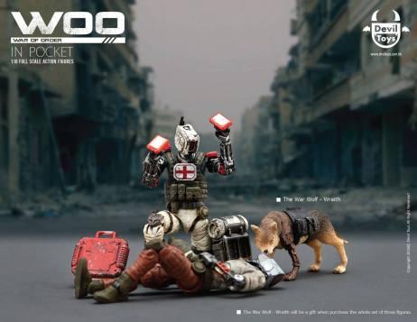 Devil Toys WOO Wave 2 - Surveillance Port 01