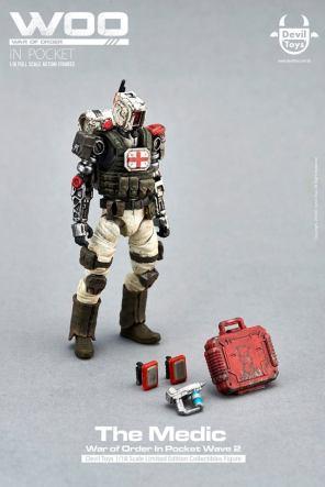 Devil Toys WOO Wave 2 - Surveillance Port 10
