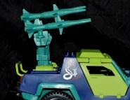 GI Joe Collectors Club Dreadnok Stinger 4x4 with Heartwrencher - Cobra Island (10)