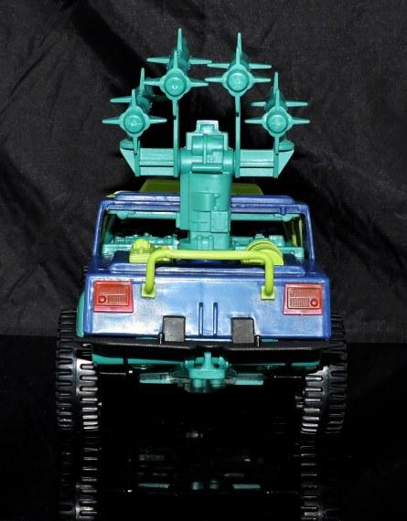GI Joe Collectors Club Dreadnok Stinger 4x4 with Heartwrencher - Cobra Island (12)