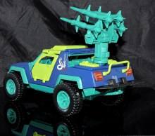 GI Joe Collectors Club Dreadnok Stinger 4x4 with Heartwrencher - Cobra Island (13)