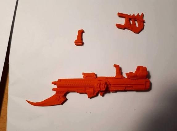 Hell Screamerz Harvester Modular Weapons System - Surveillance Port (4)