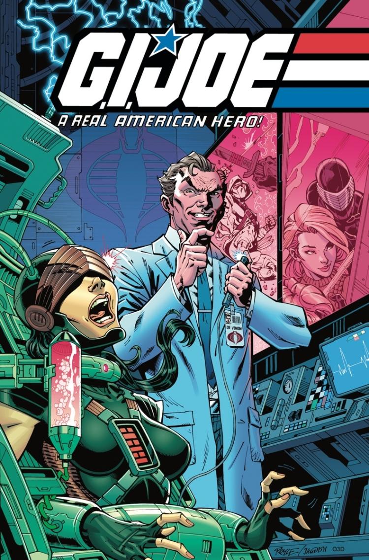 IDW PUBLISHINGGI JOE A REAL AMERICAN HERO TP VOL 22 - Surveillance Port