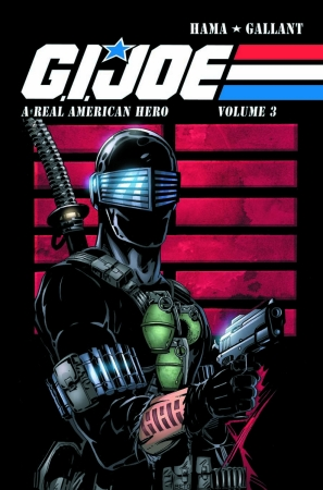 IDW Publishing G.I.Joe A Real American Hero TP Vol 3 - Surveillance Port