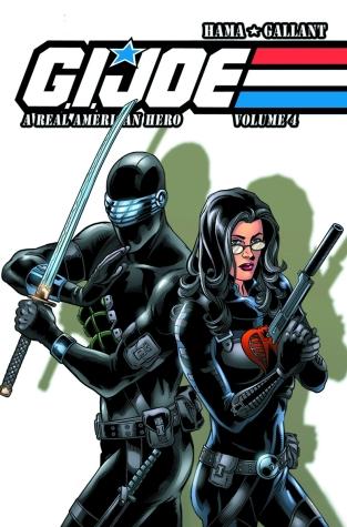 IDW Publishing G.I.Joe A Real American Hero TP Vol 4 - Surveillance Port