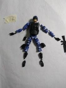 Eagle Force Paint Sample - Surveillance Port 01