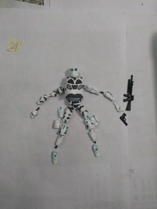 Eagle Force Paint Sample - Surveillance Port 04