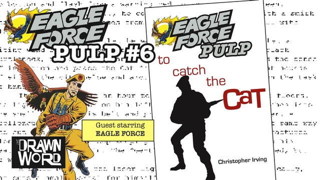 Eagle Force Pulp 6 - Surveillance Port