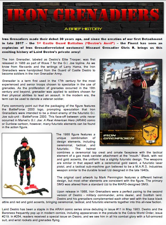 The Finest Iron Grenadier Article - Surveillance Port.png