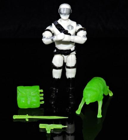 Black Major Toys Ghost Mortal - Surveillance Port (01)