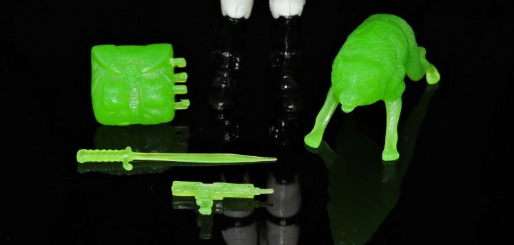 Black Major Toys Ghost Mortal - Surveillance Port (03)