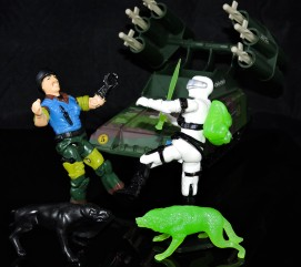 Black Major Toys Ghost Mortal - Surveillance Port (33)