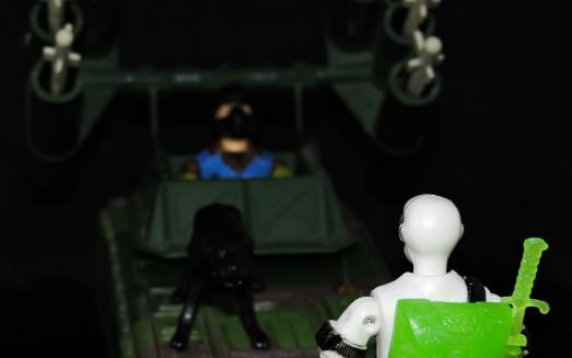 Black Major Toys Ghost Mortal - Surveillance Port (40)