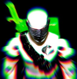 Black Major Toys Ghost Mortal - Surveillance Port (44)