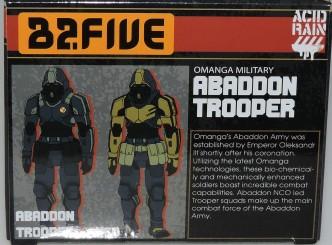 b2.five acid rain world abaddon trooper set - surveillance port (04)