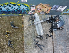 b2.five acid rain world abaddon trooper set - surveillance port (40)
