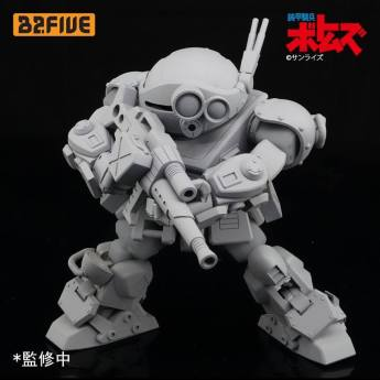 b2.five acid rain world armored calvary votoms scope dog prototype - surveillance port (2)