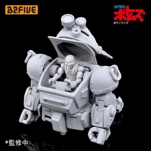 b2.five acid rain world armored calvary votoms scope dog prototype - surveillance port (4)