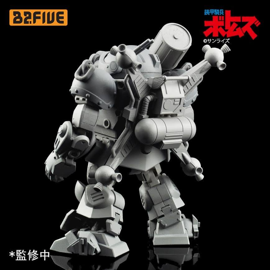 b2.five acid rain world armored calvary votoms scope dog prototype - surveillance port (7)