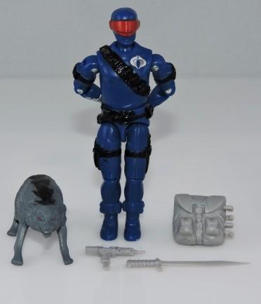 black major toys 2019 blue invasor v2 - surveillance port 01