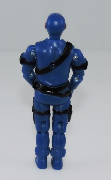 black major toys 2019 blue invasor v2 - surveillance port 12