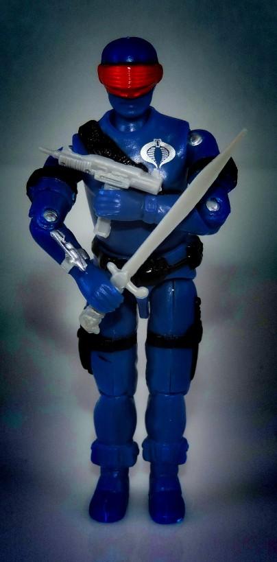 black major toys 2019 blue invasor v2 - surveillance port 18