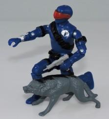 black major toys 2019 blue invasor v2 - surveillance port 21