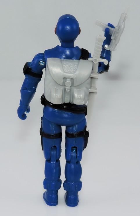 black major toys 2019 blue invasor v2 - surveillance port 24