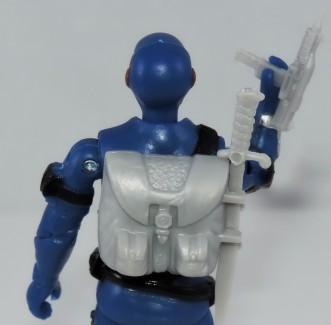 black major toys 2019 blue invasor v2 - surveillance port 25