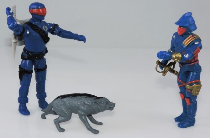black major toys 2019 blue invasor v2 - surveillance port 40