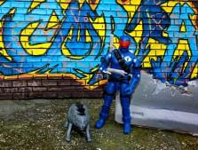 black major toys 2019 blue invasor v2 - surveillance port 44