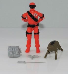 black major toys 2019 cobra crimson invasor v2 - surveillance port 01