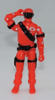 black major toys 2019 cobra crimson invasor v2 - surveillance port 12