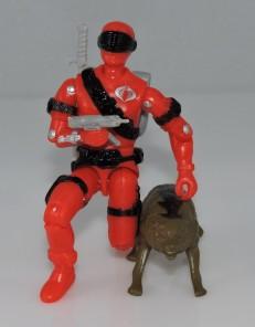 black major toys 2019 cobra crimson invasor v2 - surveillance port 29