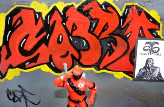 black major toys 2019 cobra crimson invasor v2 - surveillance port 43