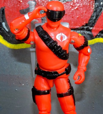 black major toys 2019 cobra crimson invasor v2 - surveillance port 44