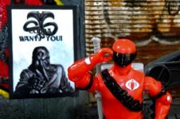 black major toys 2019 cobra crimson invasor v2 - surveillance port 45
